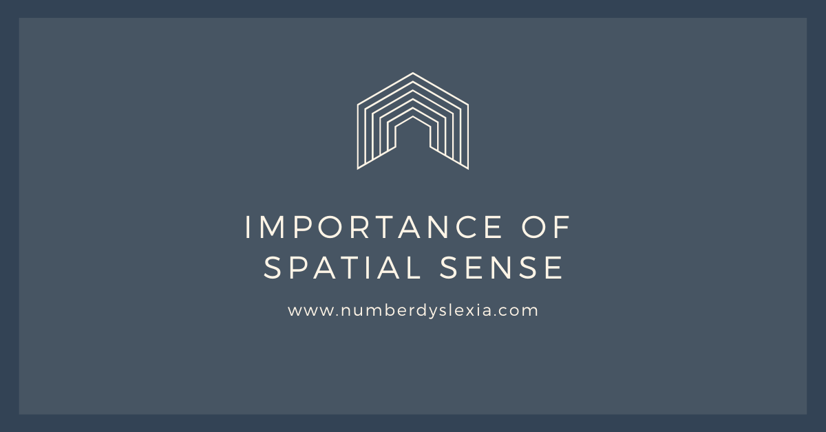 Importance of Spatial Sense