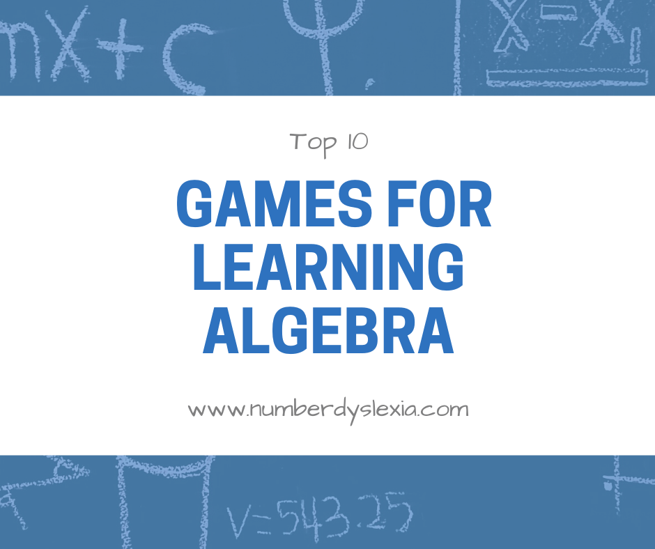 algebra games lists
