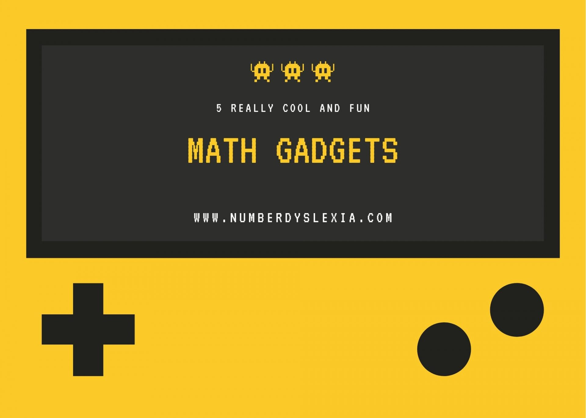 5 Really Cool Math Related Gadgets To Have Number Dyslexia