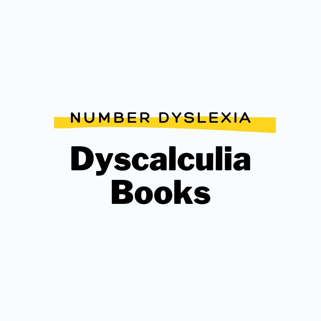 list of 11 top dyscalculia books