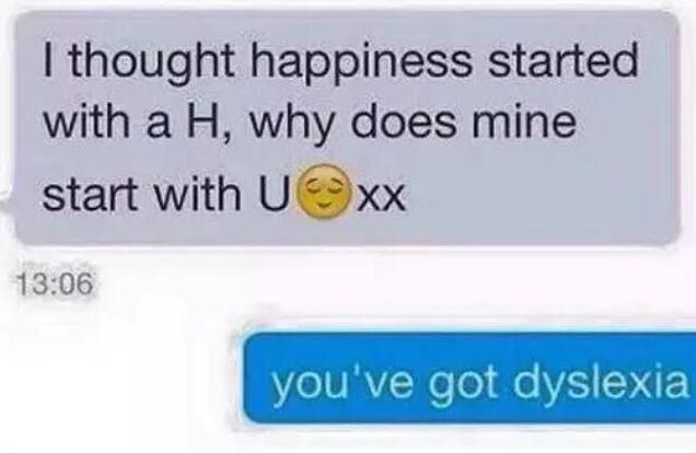 dyslexia funny dank best memes