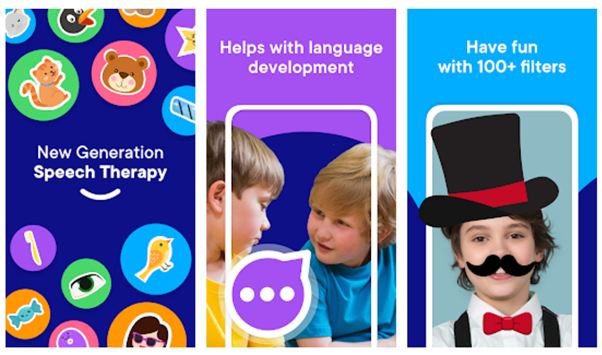 Otsimo - Speech and Language Therapy SLP app
