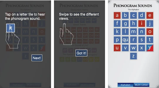 phonogram sounds phonemic awareness