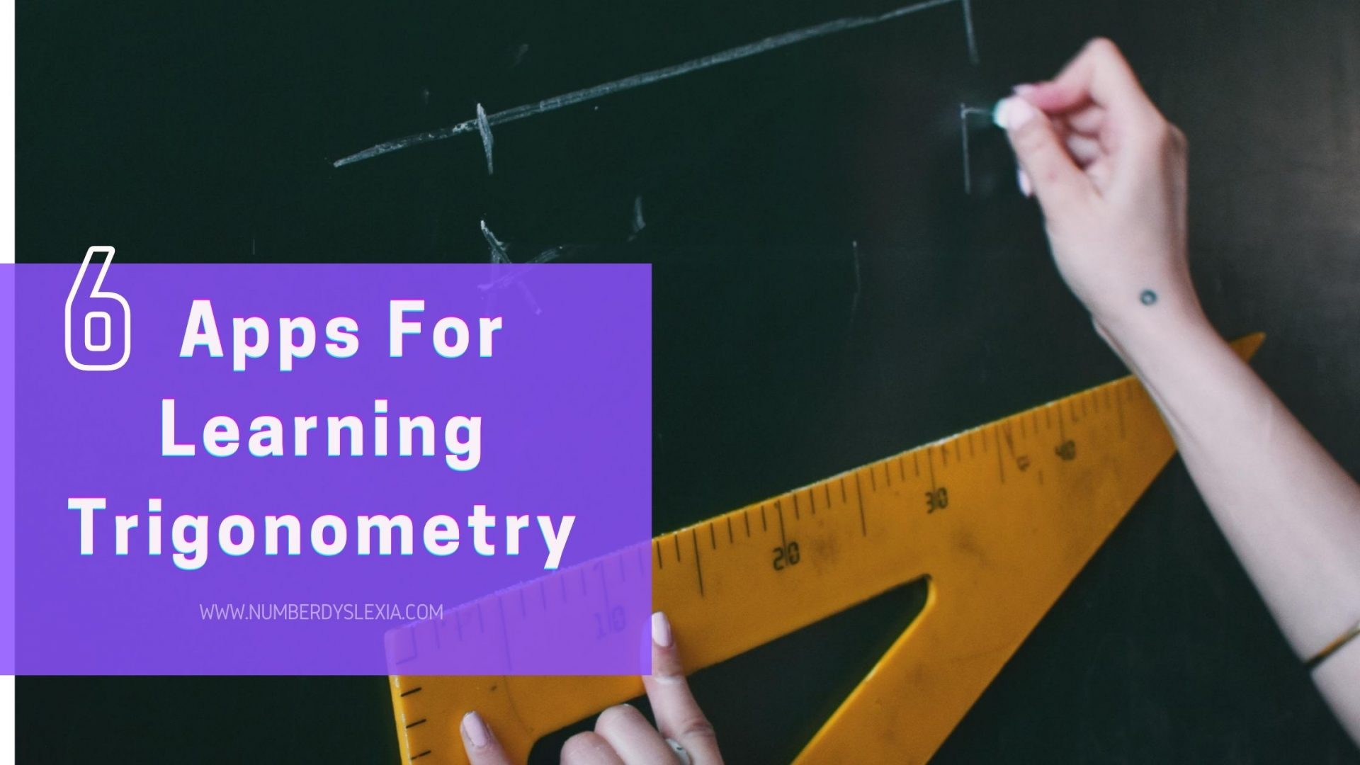 List of 6 helpful apps for trigonometry