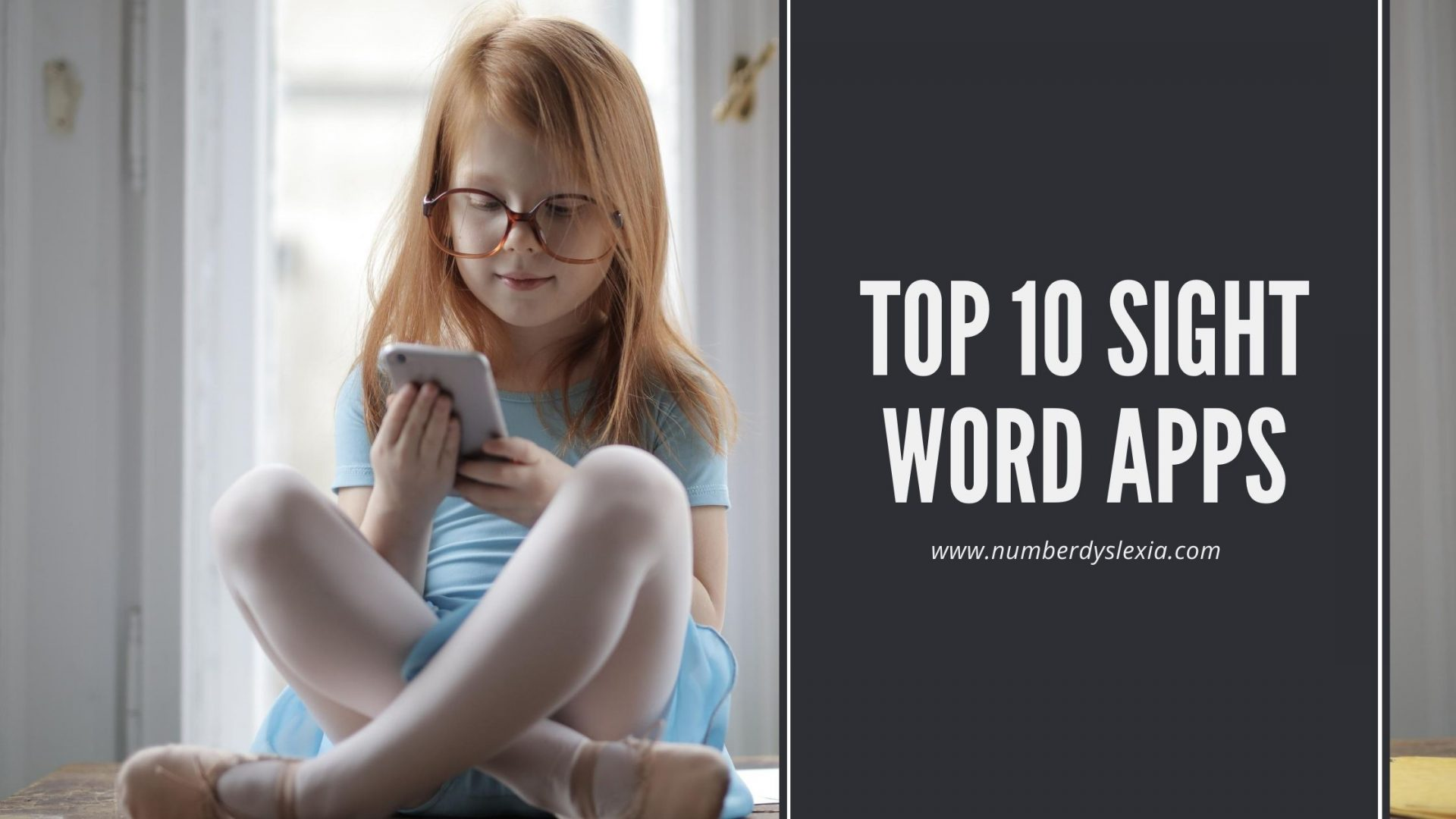 List of top 10 sight word apps