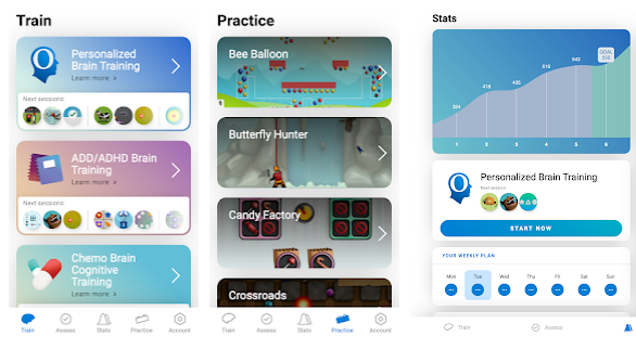 cognifit app for learning disabilities