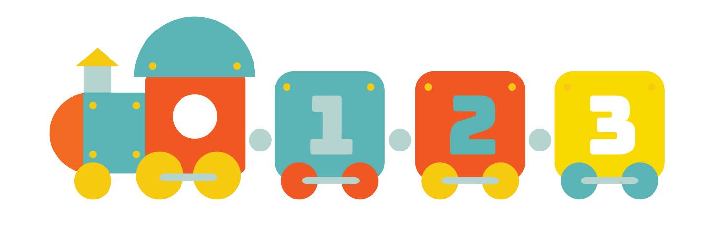 number train activities