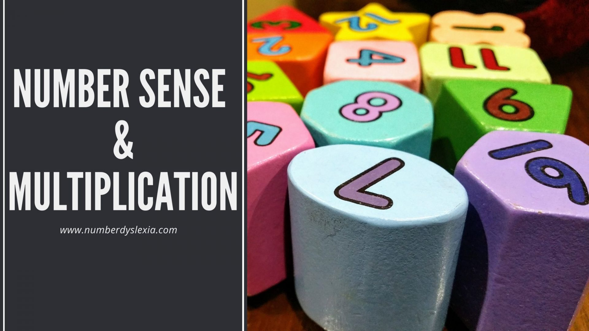 Number sense strategies and activities for learning multiplication