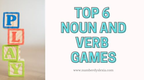 List of top 6 noun and verb games