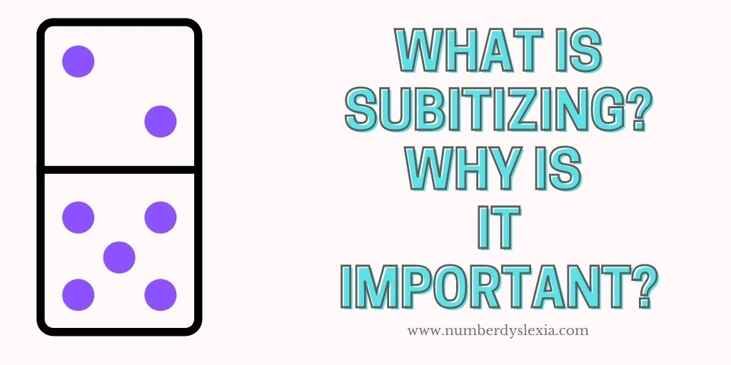 what is subitizing in math?