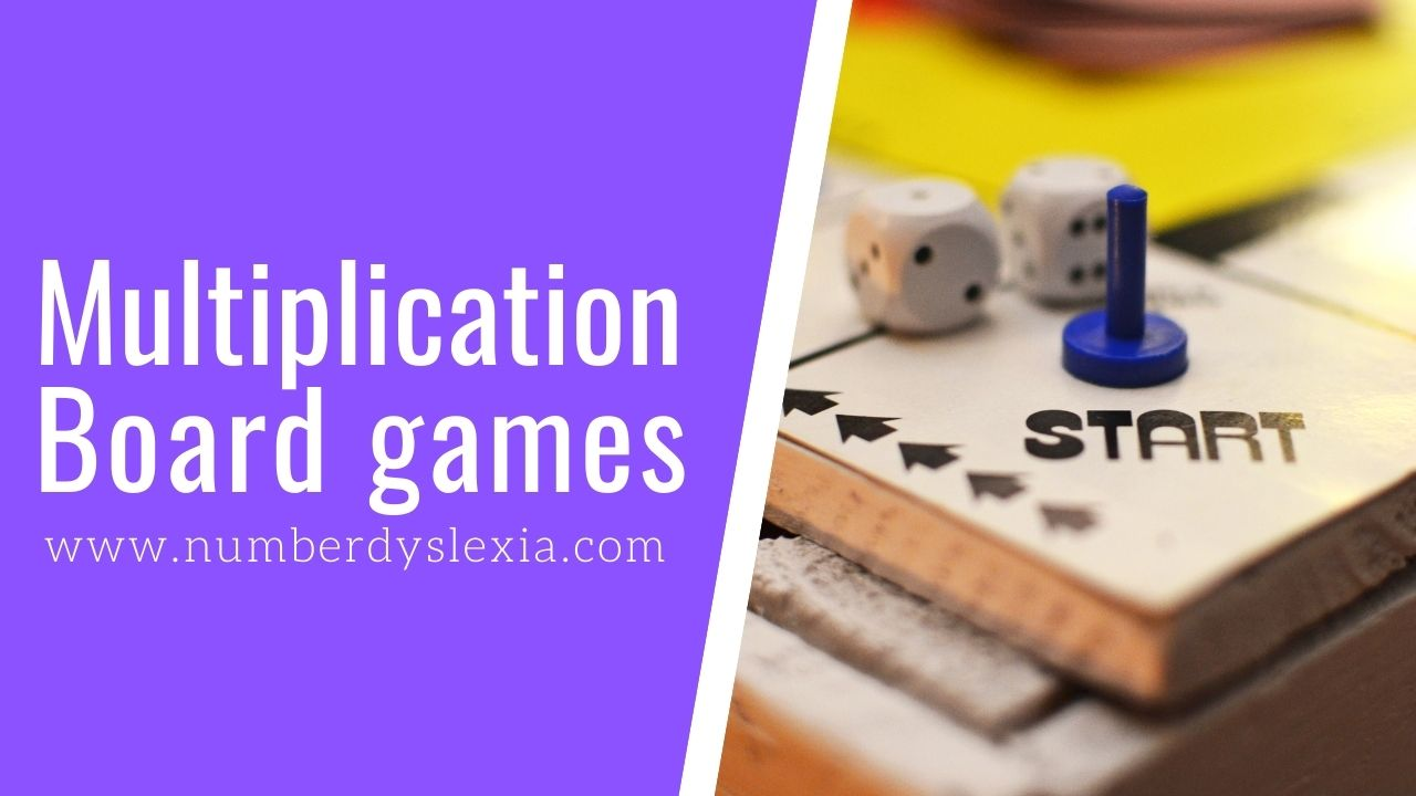 List of top 7 board games for multiplication