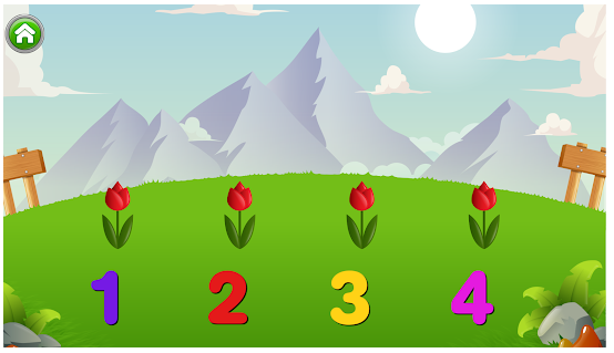 Kids Number and Math game