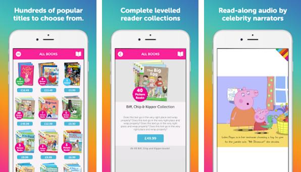 me books app for dyslexia