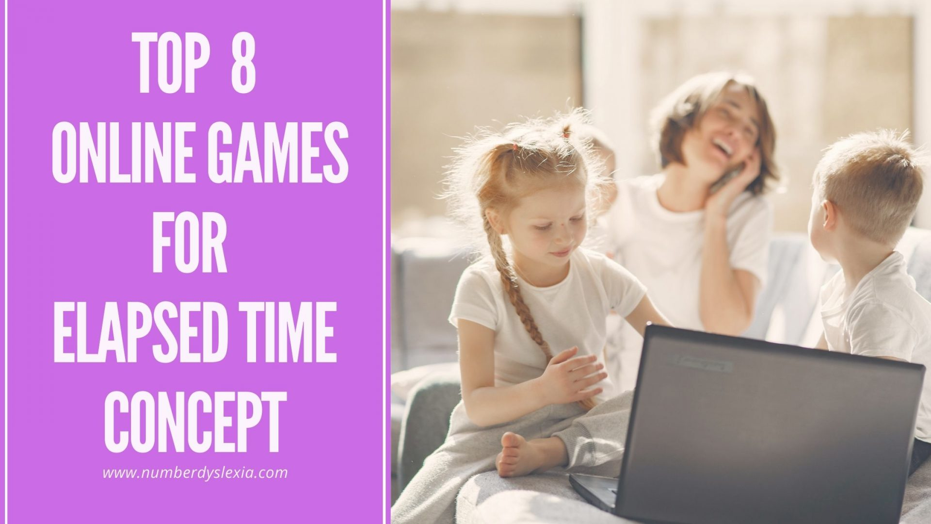 List of top 7 online games for teaching elapsed time concept to little kids