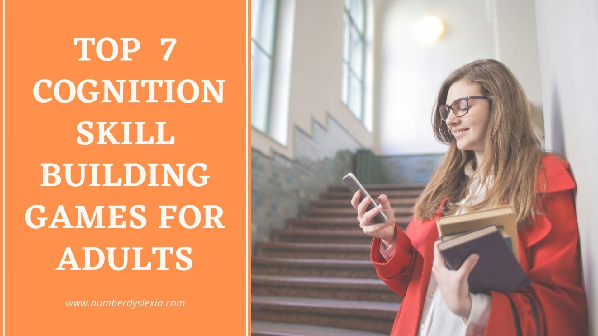 List of top 7 cognition skill building online games for adults