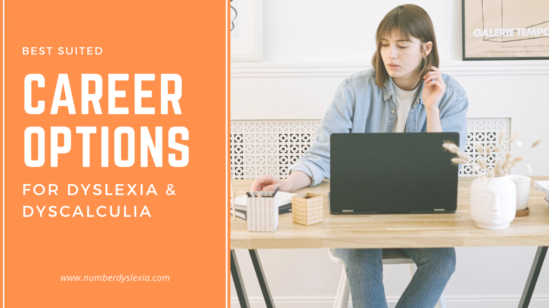 Best suited career options and jobs for dyslexia and dyscalculia