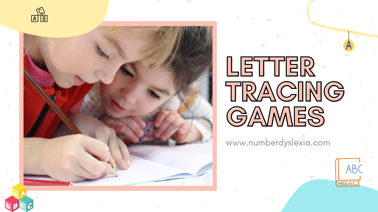 List of 7 Letter Tracing Games for early learners
