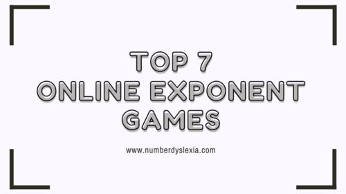 List of to[p 7 exponents game