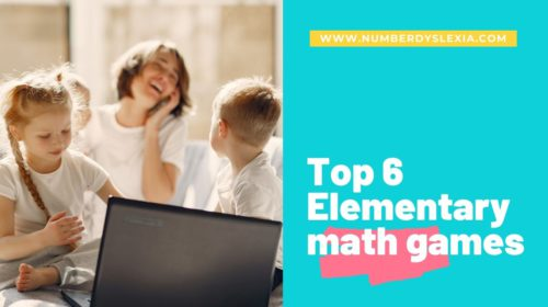 List of top 6 elementary math games to play online