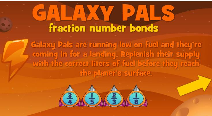 Galaxy Pals Fraction Pairs