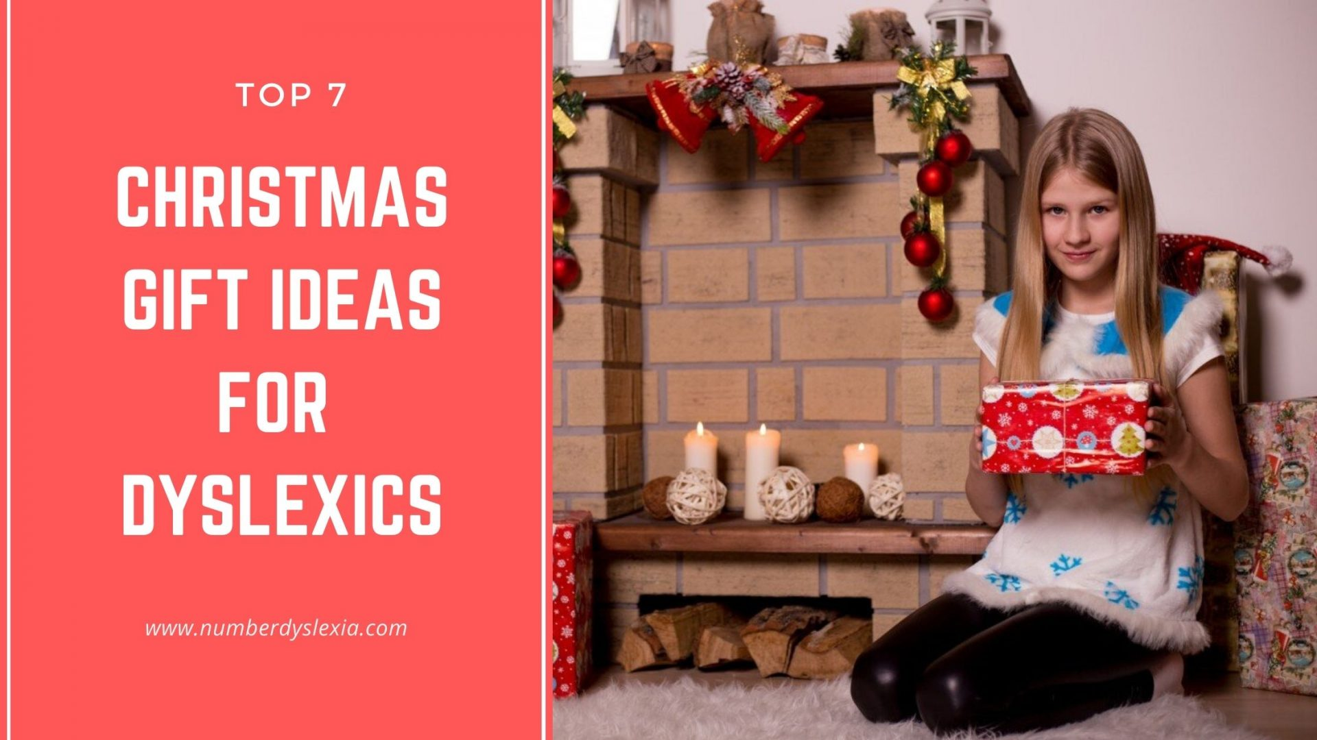 7 Awesome Christmas Gift Ideas for Dyslexics
