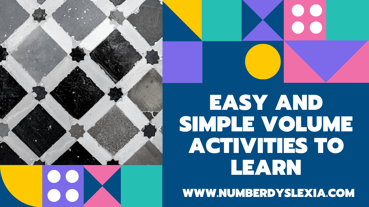 Easy And Simple Volume Activities To Learn