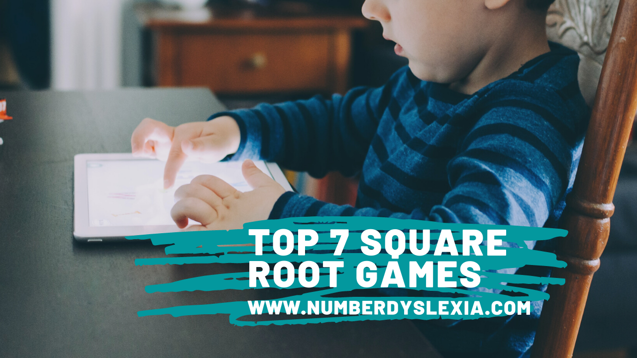 Top 7 Square root games
