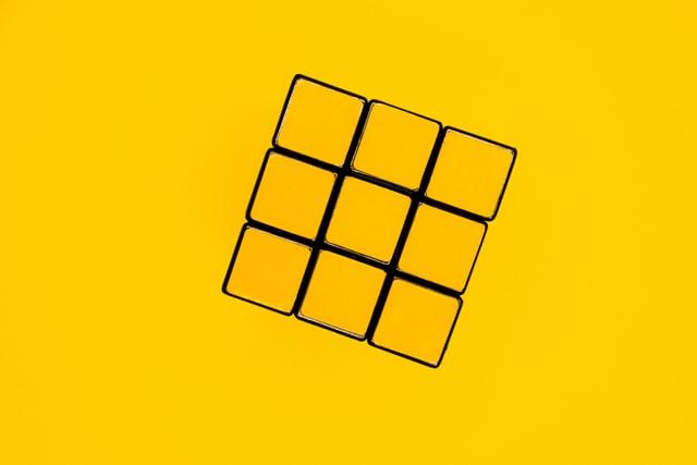 fit cubes in a big cube