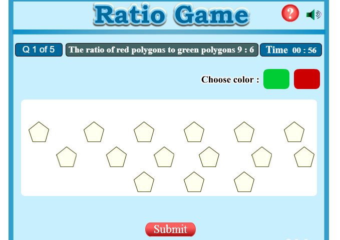 Top 7 Games for Understanding Ratio and Proportion ...