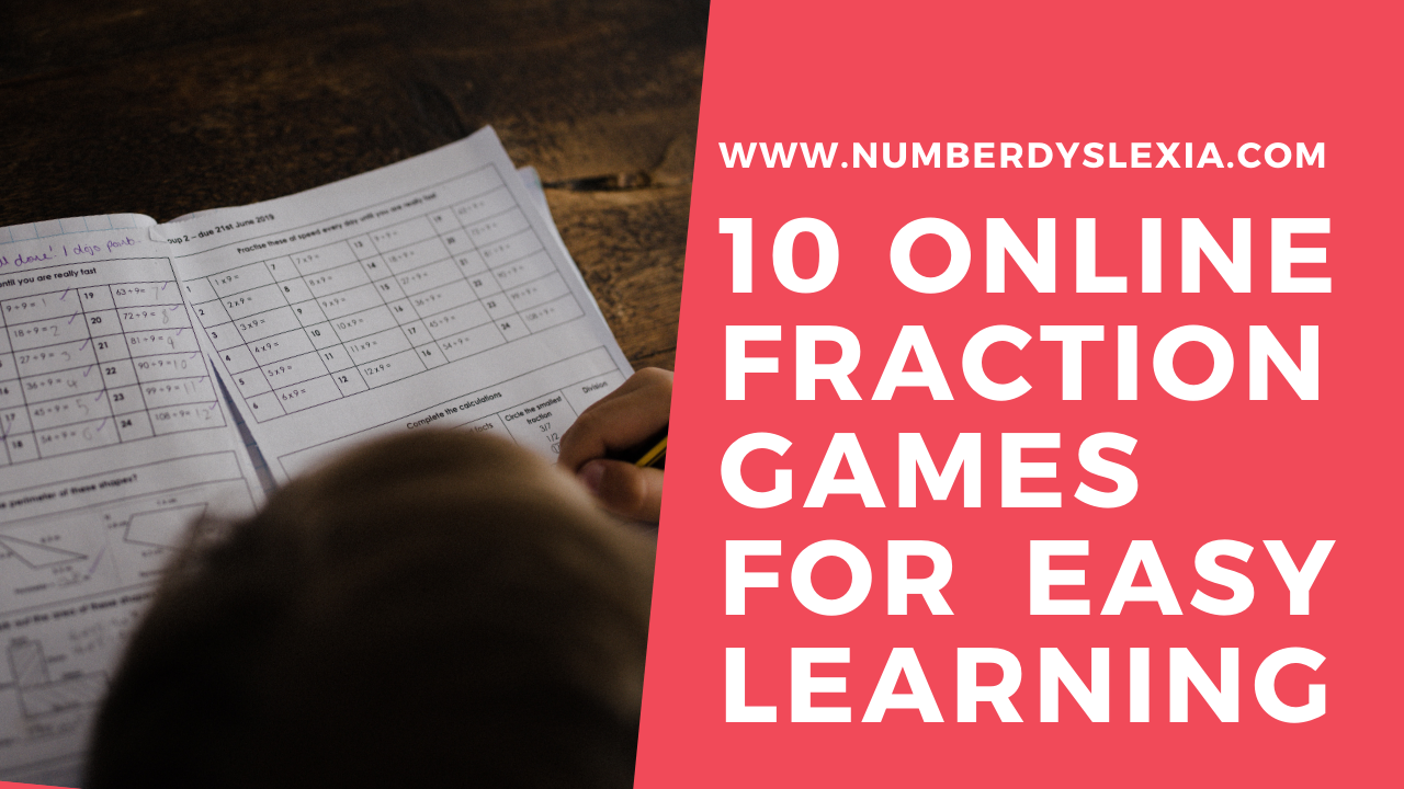10 Online Fraction Games For Easy Learning