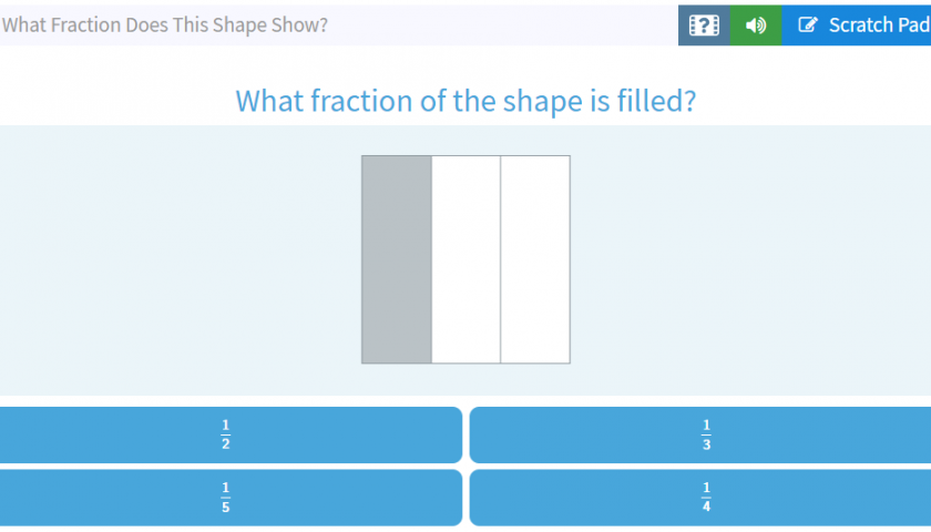 What Fraction Does this Figure Show