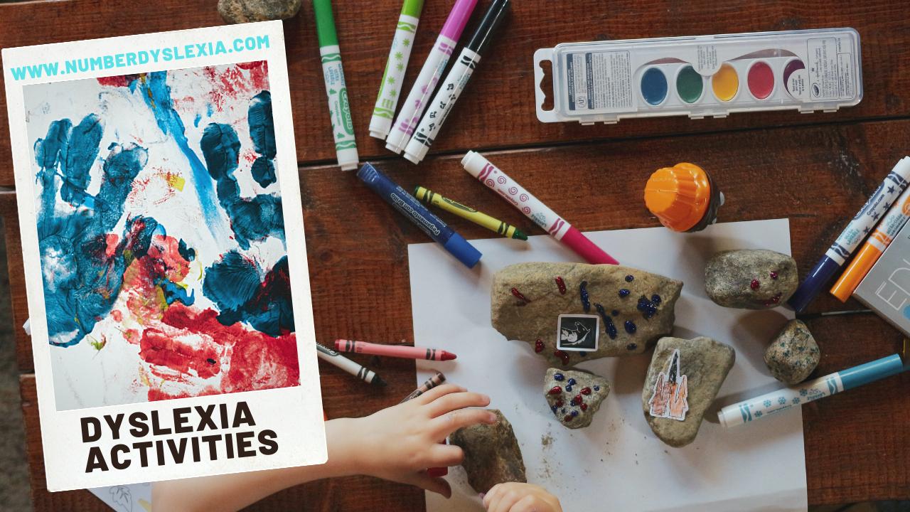 Dyslexia Activities