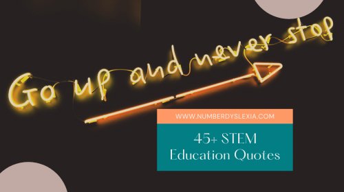 45+ STEM Education Quotes