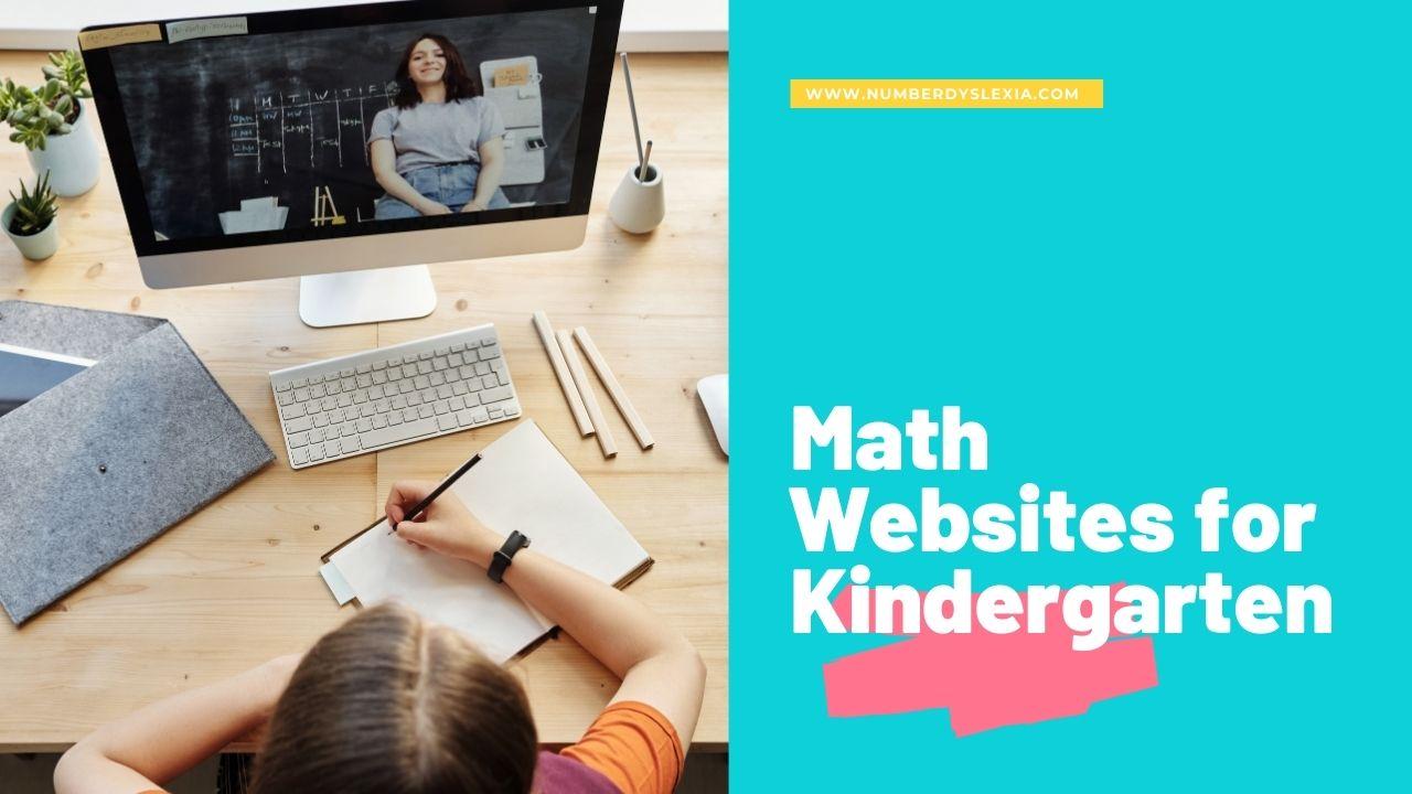 10+ Free Creative Math Websites & Online Resources for Kindergarten tots
