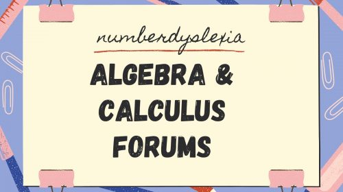 Top 7 Useful Online Forums for Algebra and Calculus Related Discussions
