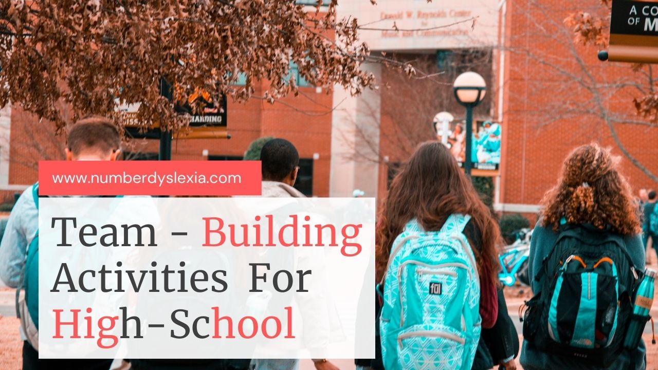 List of Team Building Activities for High School Students