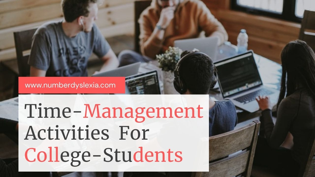 Activities for College Students to Improve Time Management Skills