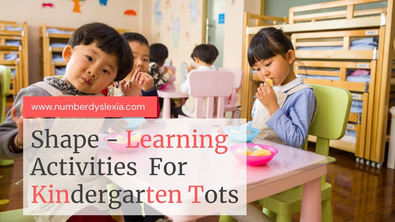 6 Cool Shapes Learning Activities for Kindergarten Tots