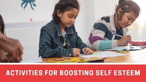 Self-Esteem and Confidence Boosting Games and Activities for Students