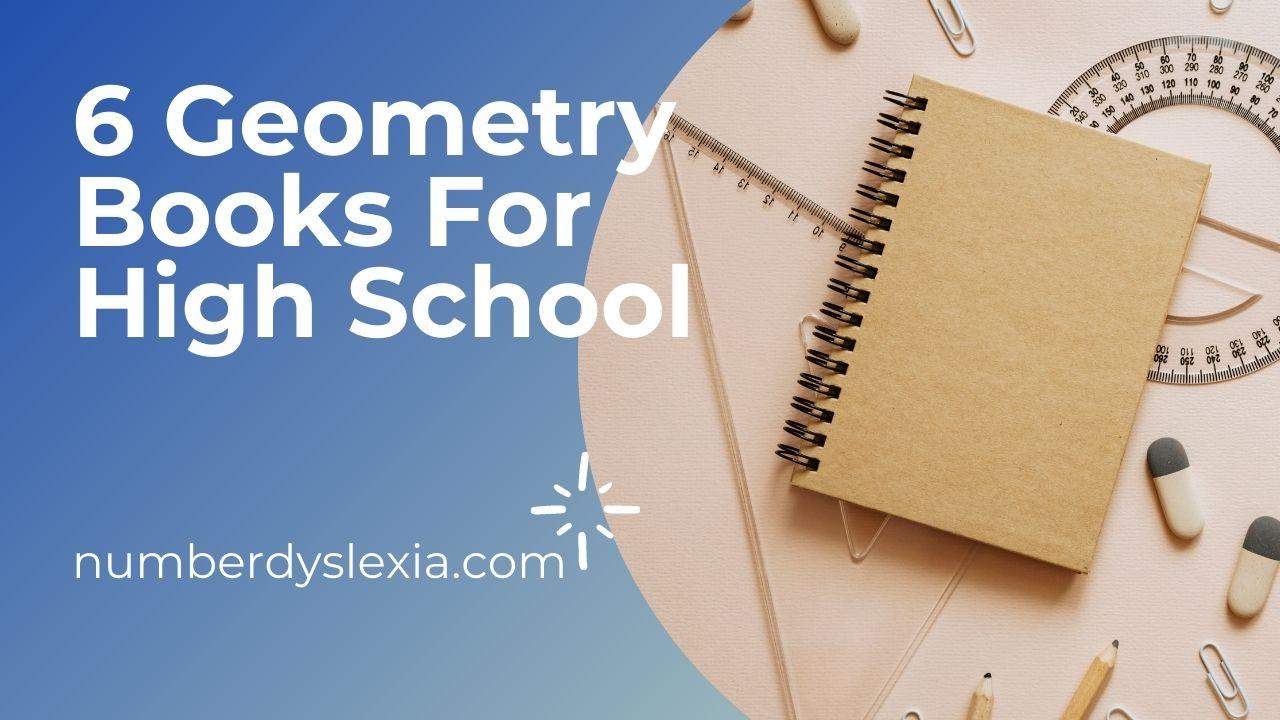 Top 6 Geometry Books for High School Students