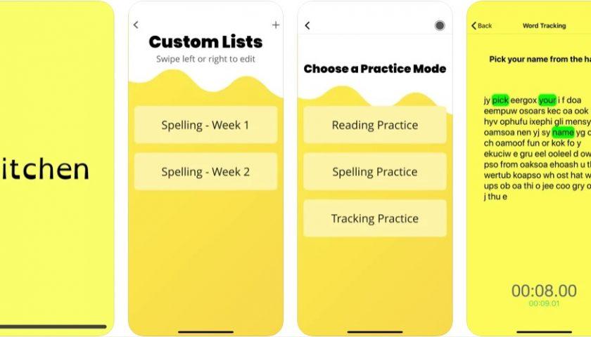 Lexico: A Dyslexia Reading Aid Apps