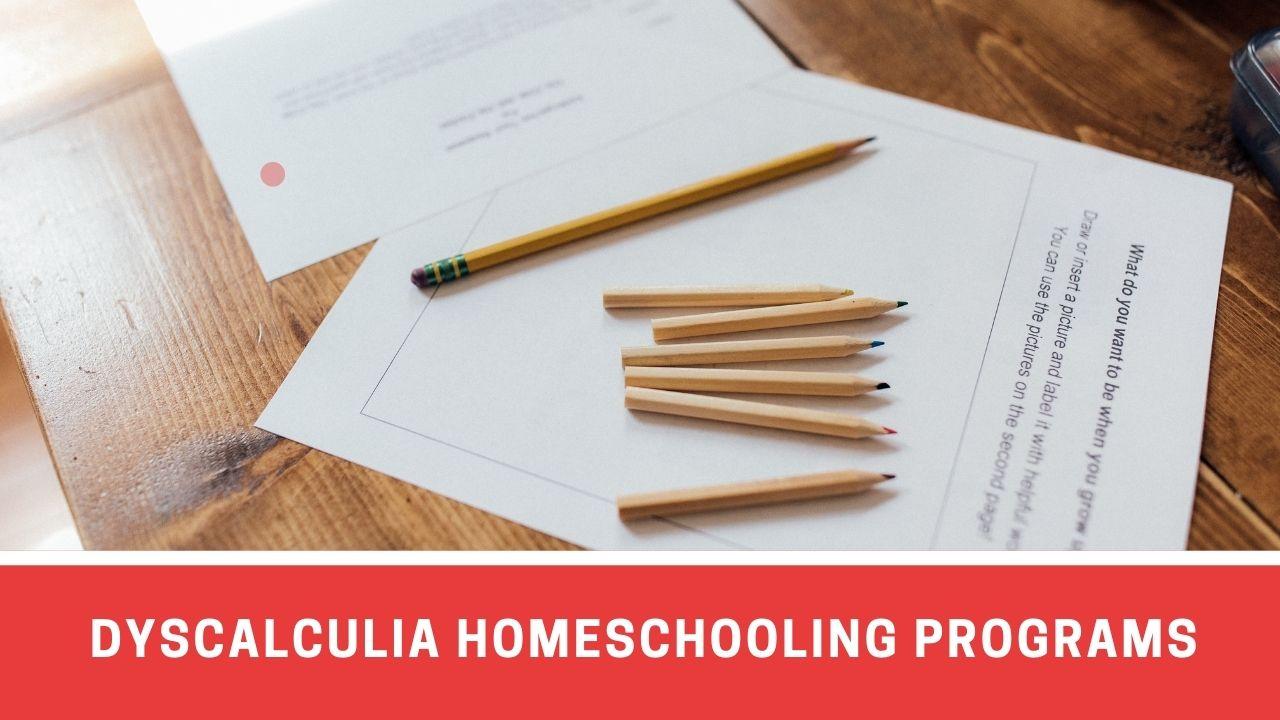 6 Programs For Dyscalculia Homeschool Curriculum