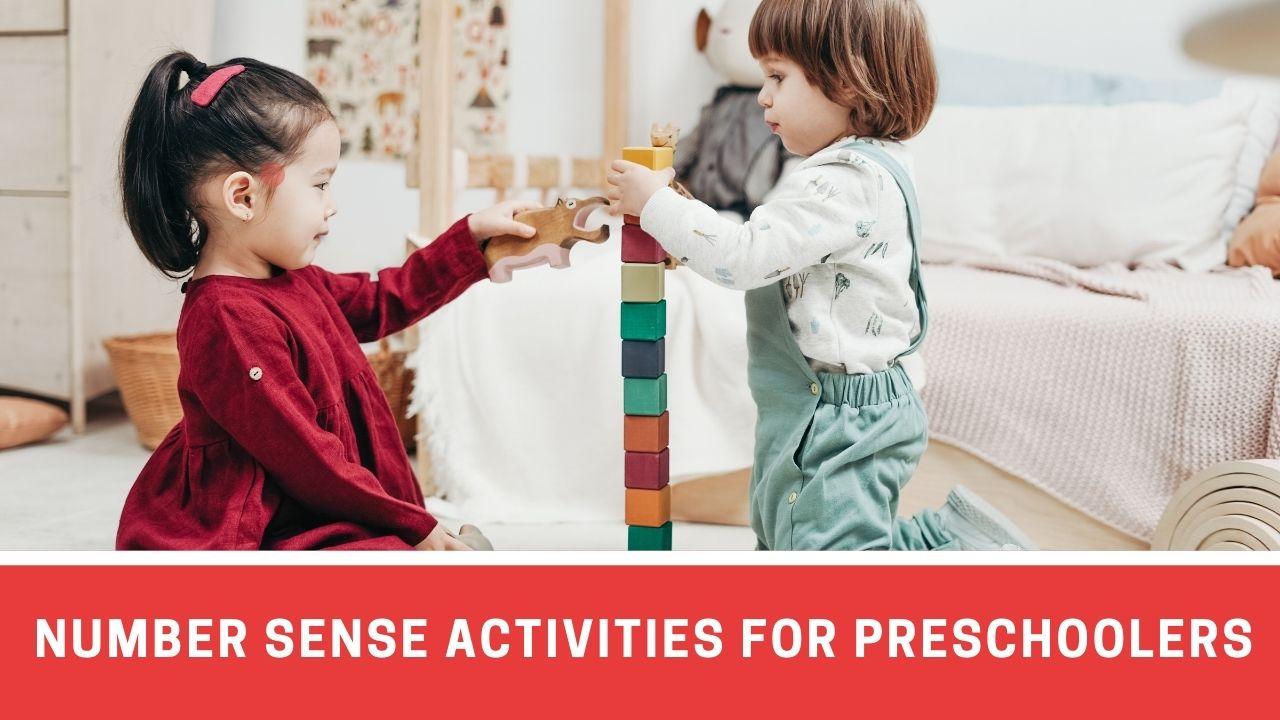7 Effective Number Sense Activities For Kindergarten and Preschoolers