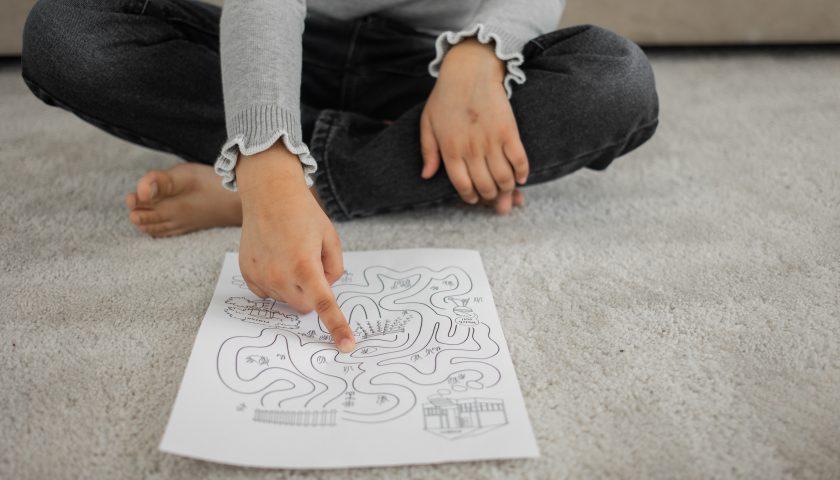 Solving brain puzzles