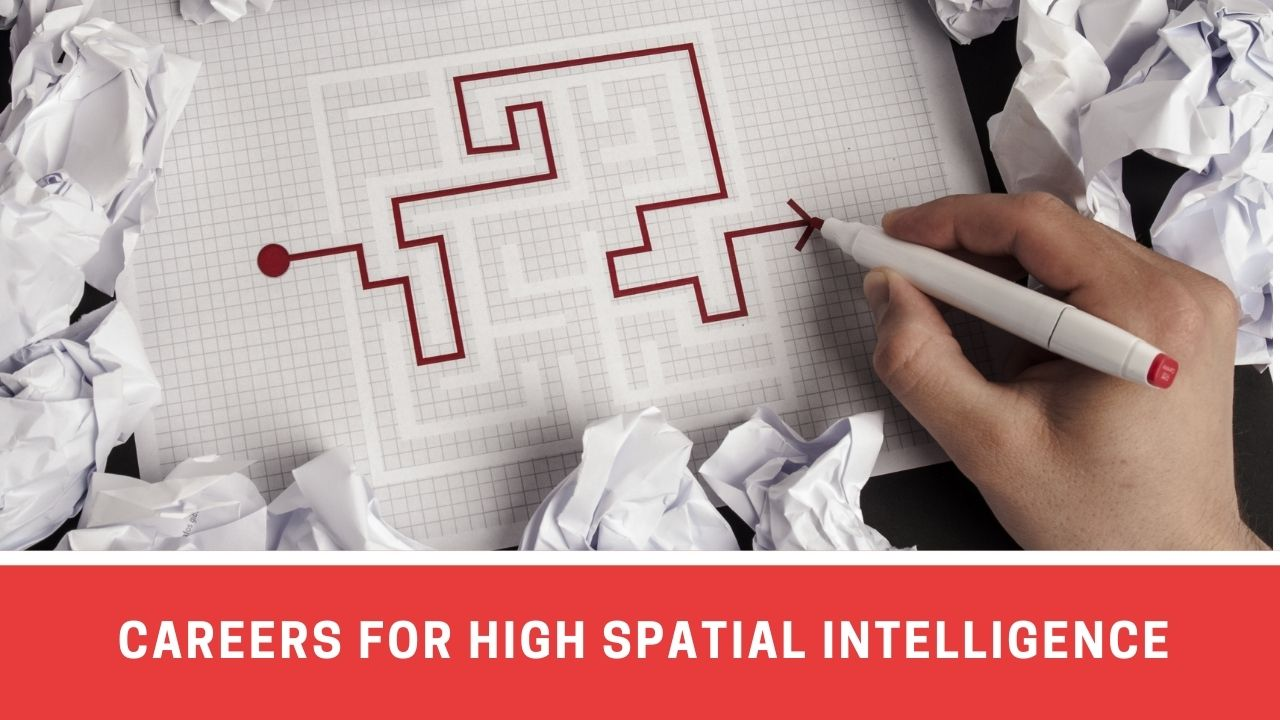 9 Career Choices For Individuals With High Spatial Intelligence