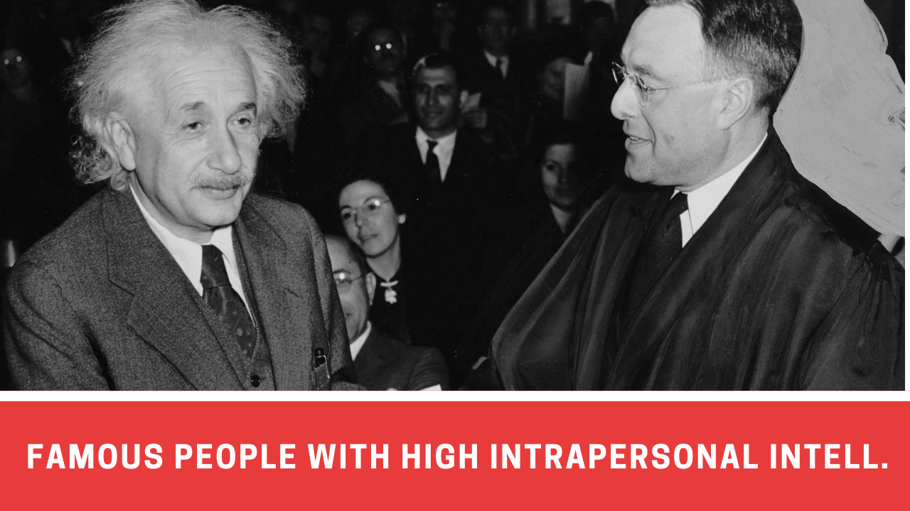 10 Famous Persons With Great Intrapersonal Intelligence