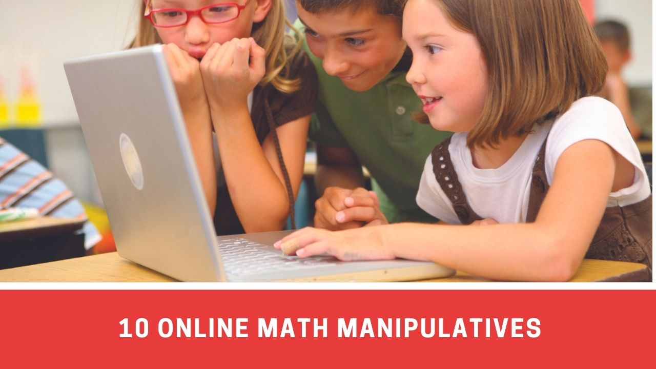 10 Must-Try Free Online Math Manipulatives