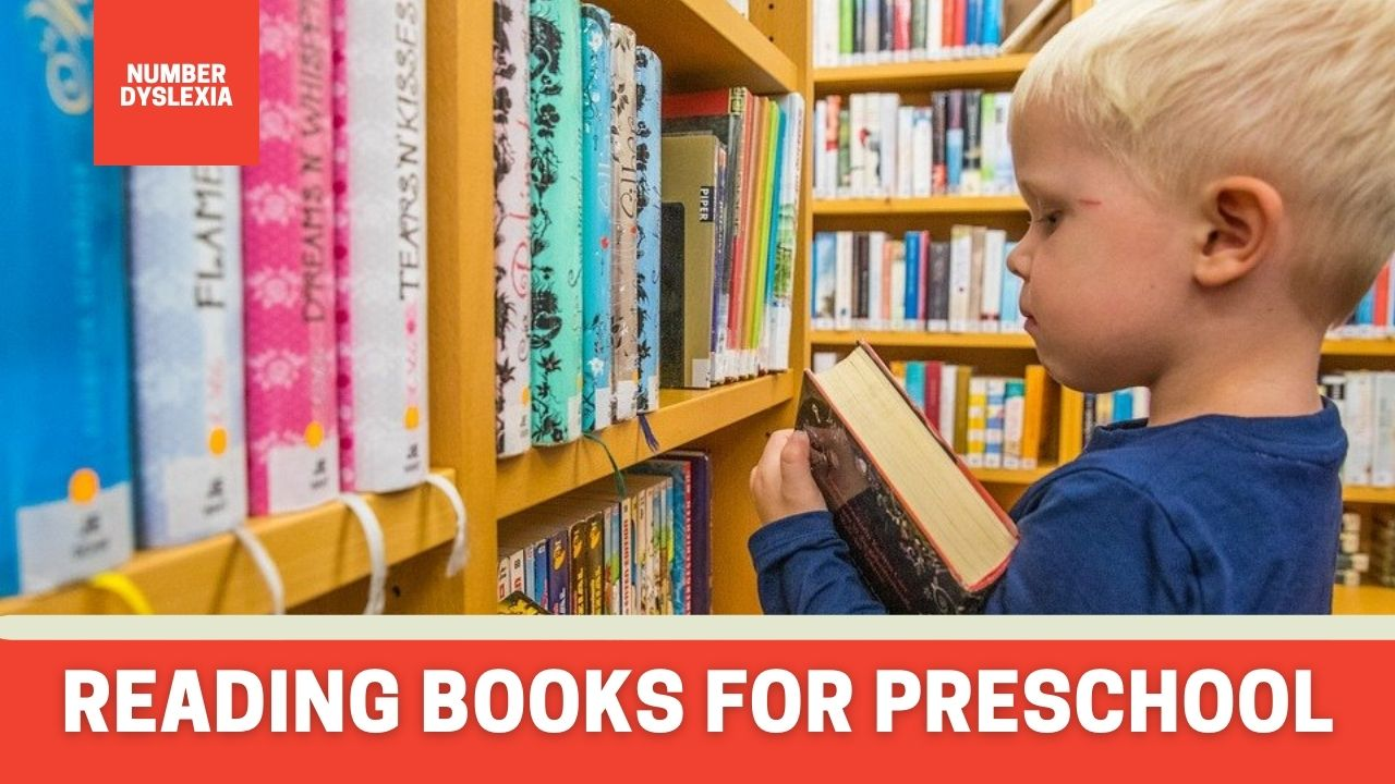 8 Fun Reading Books For Pre-Schoolers