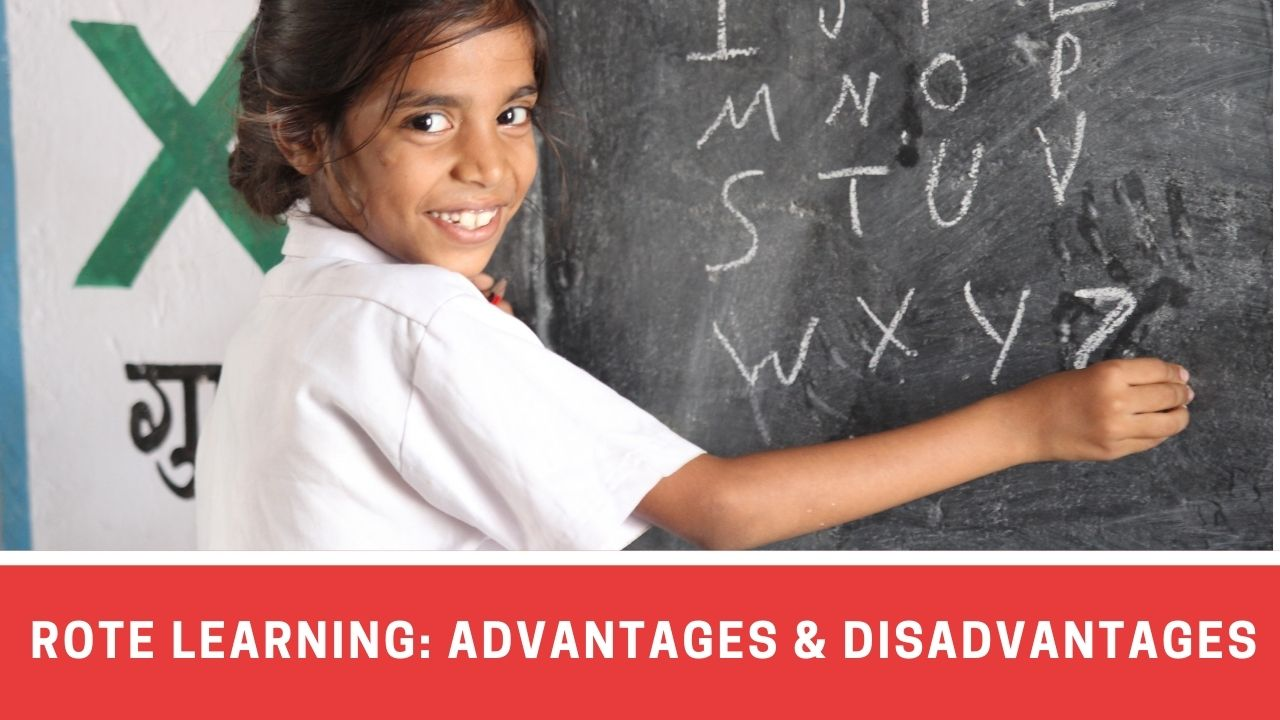 Advantages And Disadvantages Of Rote Learning