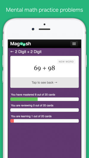 mental math apps for dyscalculia